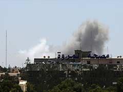 Explosions, Fighting Heard Around Libyan Airport
