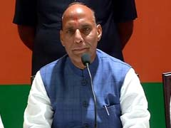 Social Media Played a Key Role in Lok Sabha Polls: Rajnath Singh
