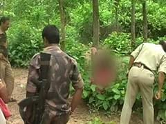 Woman Found Dead, Tied to a Tree in West Bengal