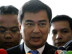 Thai Court Dismisses Murder Charges Against Former PM Abhisit Vejjajiva