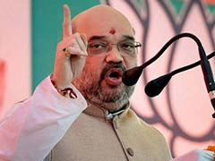 BJP Chief Amit Shah Announces New Team, Yeddyurappa Made Vice President
