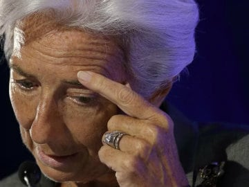 International Monetary Fund Board Stands Behind Christine Lagarde Over French Probe