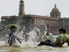 Humidity Level In Delhi Touches 98 Per Cent