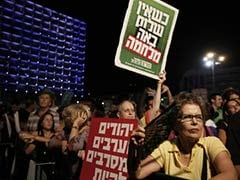 Thousands of Pro-Peace Israelis Stage Demo