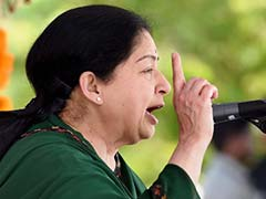 Jayalalithaa Demands Rollback of Diesel Price Hike