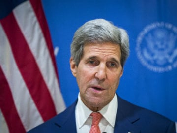 John Kerry Sees 'Opportunity' in Gaza Ceasefire, Urges Search for Common Ground