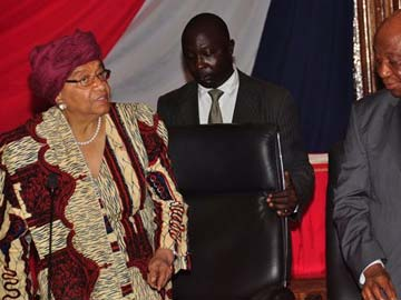 Liberians in 'Panic' Over Ebola, Need Doctors: President Ellen Johnson Sirleaf