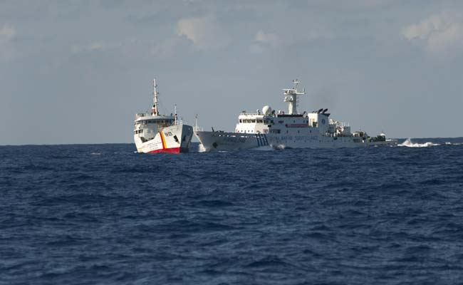 On South China Sea, China Flexes Muscle
