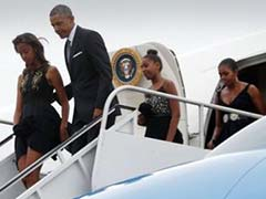 Obama Family Attends Long-Time Aide's Wedding to TV journalist