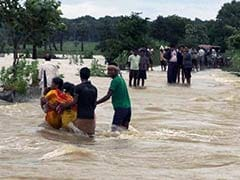 Several Rivers in Spate, 17000 Evacuated in Odisha