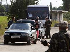 Fierce Ukraine Border Battles as Sanctions War Heats Up