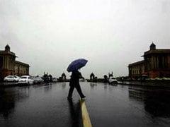 Light Rains On Tuesday May Reduce Heat In Delhi