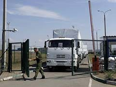 Russian Aid Trucks Begin to Leave Ukraine