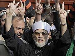 Tahir-ul-Qadri Issues 24-Hour Deadline For Nawaz Sharif to Resign