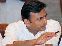 UP Chief Minister Akhilesh Yadav Blames Nepal, Centre for Floods in the State