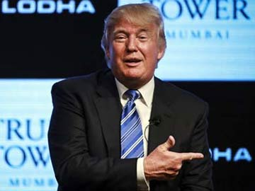 trump tower mumbai resources ndtv donald launches