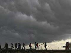 Floods Submerge Cane Fields in Uttar Pradesh
