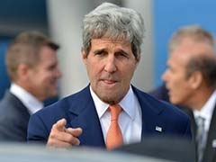 US Hostage Theo Curtis Freed in Syria: John Kerry