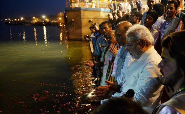 Germany Keen to Advise, Assist India for Ganga River Clean-Up