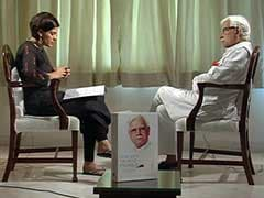 Full Transcript: Sonia Treated Like Royalty in India, Natwar Singh Tells NDTV