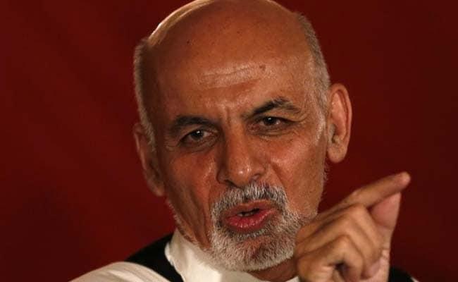 Ashraf Ghani Ahmadzai Video Ashraf Ghani Ahmadzai Sworn in