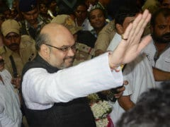Trinamool Congress Lodges Complaint with Election Commission against Amit Shah