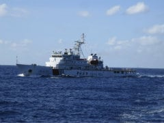 Philippines, US Launch Joint Exercises Near China-Claimed Waters