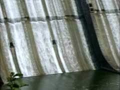 Gujarat's Sardar Sarovar Dam Overflows