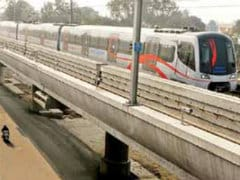 Delhi Metro Rail Corporation Says Airport Express Line Scripts 'Turnaround'