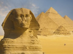 Egypt Denies Claims Oldest Pyramid Damaged in Restoration