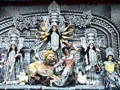 Durga Puja Begins in Bengal