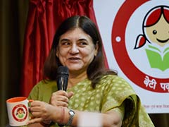 'Maybe We Should Bring Varun Back', Quips Maneka Gandhi On By-poll Question