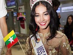 Dethroned Myanmar Beauty Queen, Pageant Officials Tussle Over Tiara