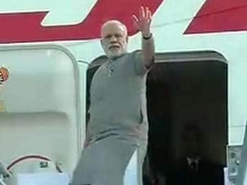 PM Modi Leaves for US, Says 'Obama's Life an Inspiration'