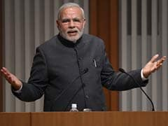 PM Modi's Address to Indian Diaspora to be Beamed Live at Times Square