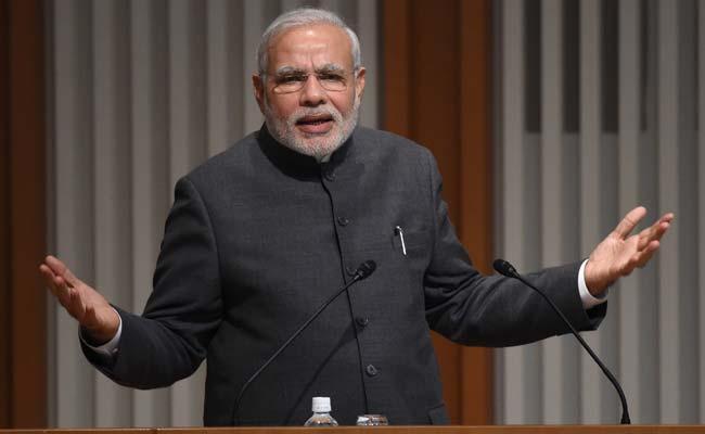PM Modi Takes Swipe At China Before Talks With Japanese Premier Abe