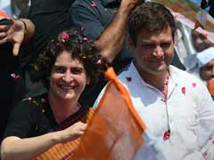 Priyanka Gandhi Vadra Denies Rahul Adopting Her Son, Sends Notice To Newspapers
