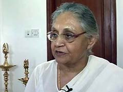 Sanskrit Reduced to a Subject of Discussion: Congress Leader Sheila Dikshit