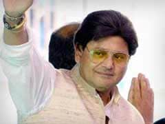 Trinamool MP Tapas Pal Raided By The CBI In A Chit Fund Scam