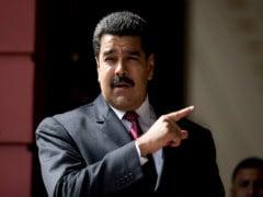 Venezuela Leader Calls Jihadists a Western 'Frankenstein'