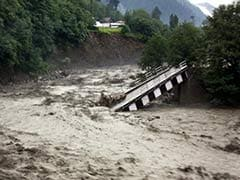 One-third of Jammu's Road Network Hit, Four Bridges Washed Out