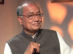 Congress Leader Digvijaya Singh Supports Ban on Cow Slaughter
