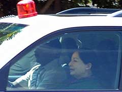 What Jayalalithaa Had As First Meal in Jail