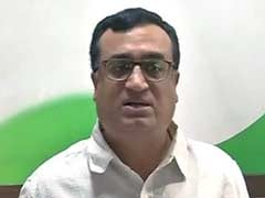 Ajay Maken to be Congress' New Chief in Delhi: Sources