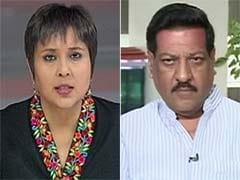 I Take Full Responsibility for Congress' Defeat, Prithviraj Chavan Tells NDTV: Highlights