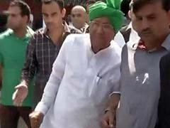 Go to Jail, Says Delhi High Court to Haryana Leader Chautala