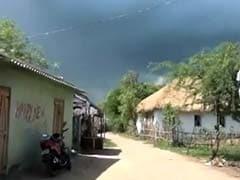 Cyclone Hudhud: Evacuations Begin in Coastal Andhra Pradesh