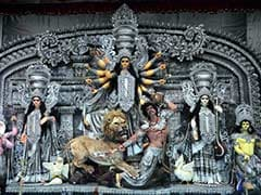 Durga Puja Begins on Mahashasti