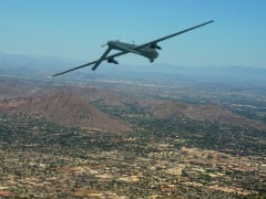 Mapping Drone Prompts China to Scramble Fighter Jets: Report