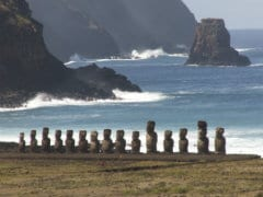 Parts of Easter Island Evacuated After Chile Earthquake